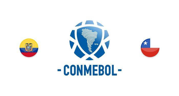 Ecuador vs Chile Previa, Predicciones y Pronóstico