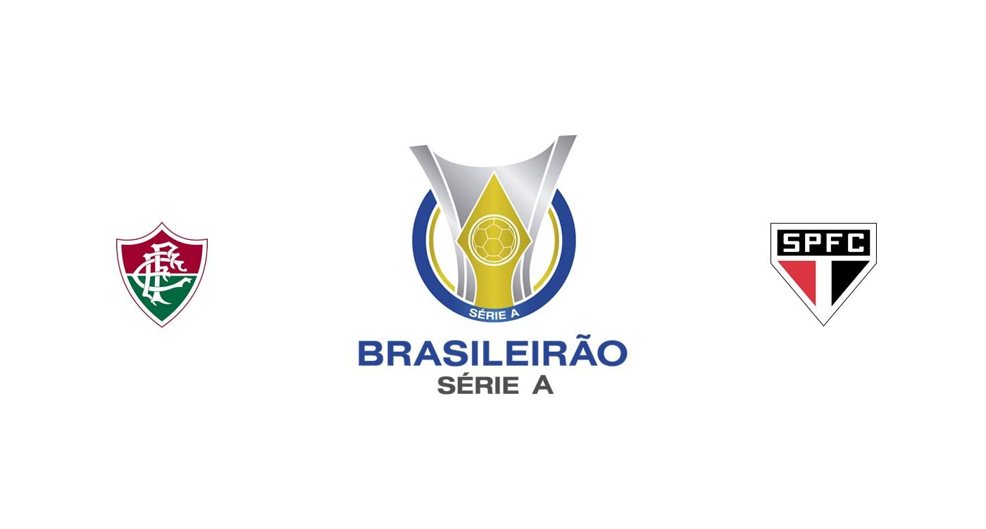 Fluminense vs Sao Paulo