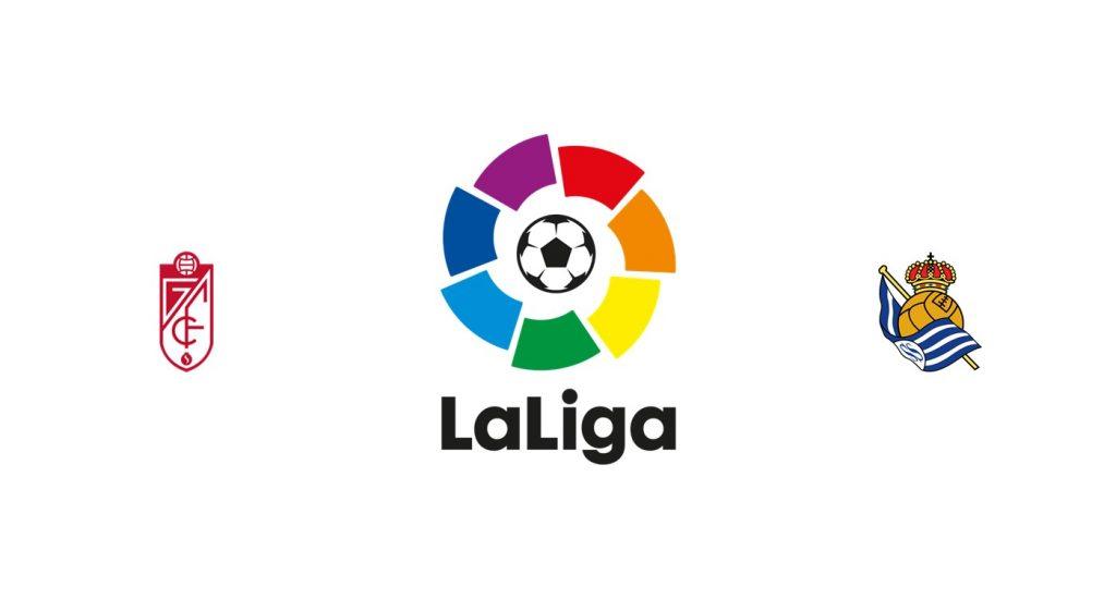 Granada vs Real Sociedad Previa, Predicciones y Pronóstico