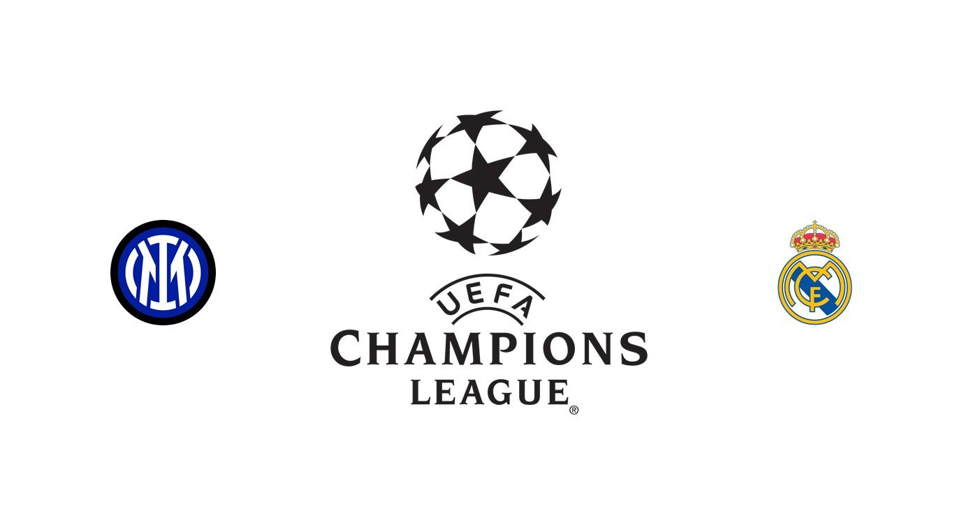 Inter Milán vs Real Madrid