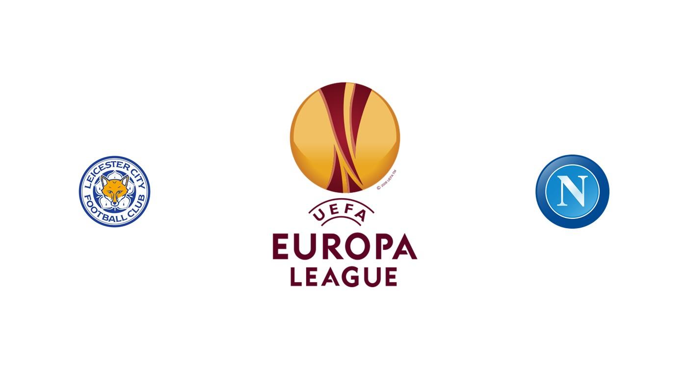 Leicester vs Nápoles