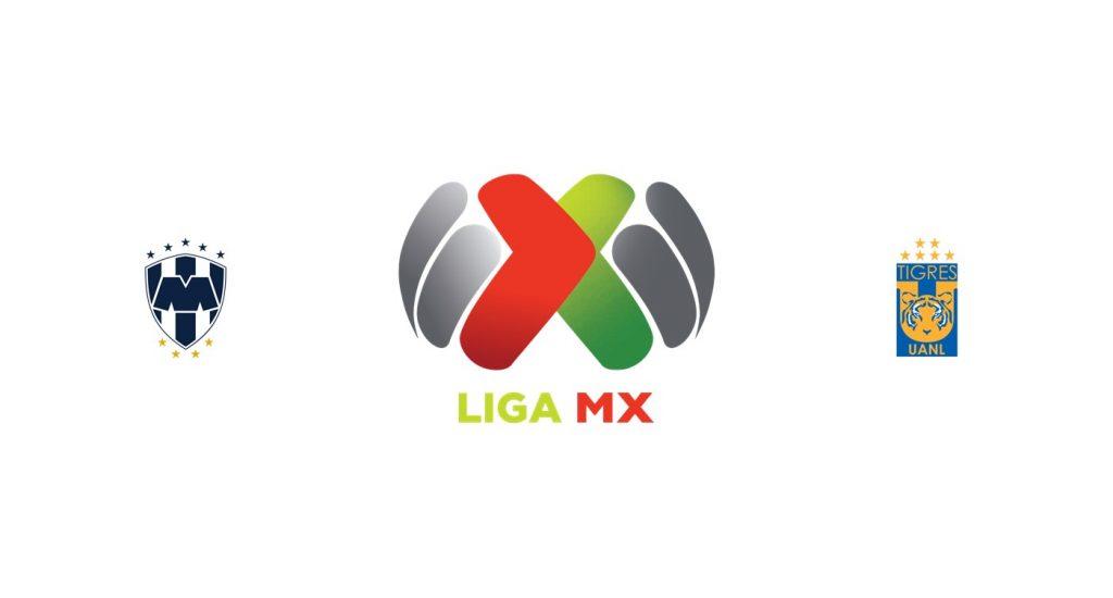 Monterrey vs Tigres UANL Previa, Predicciones y Pronóstico