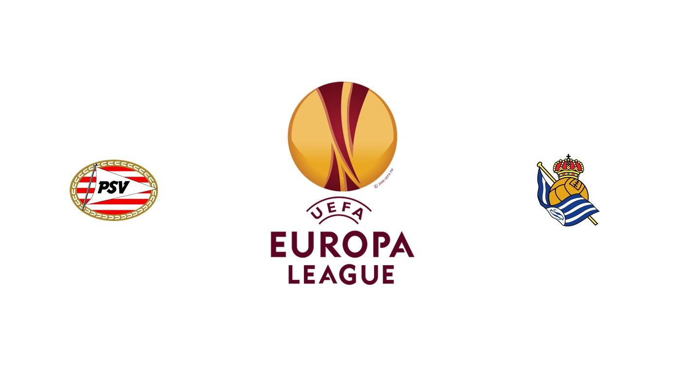 PSV vs Real Sociedad