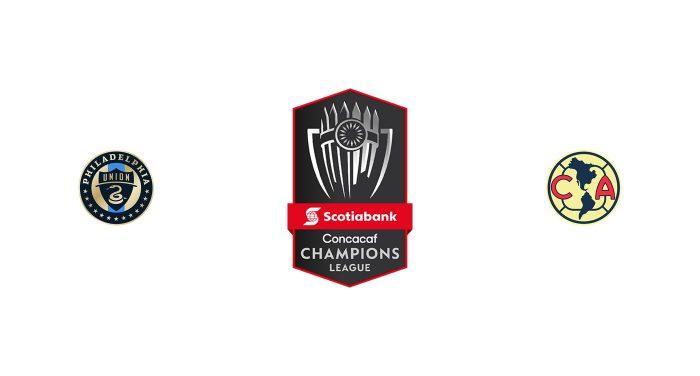 Philadelphia Union vs Club América Previa, Predicciones y Pronóstico