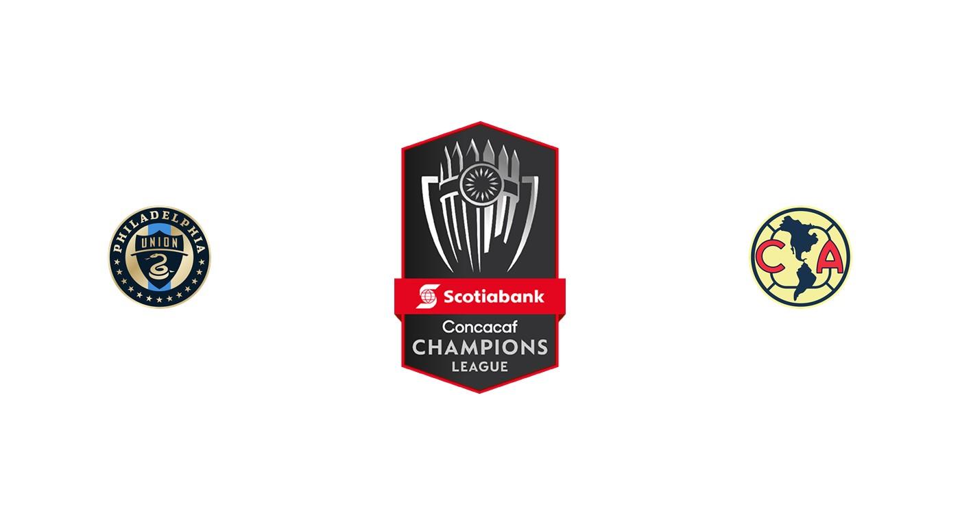 Philadelphia Union vs Club América