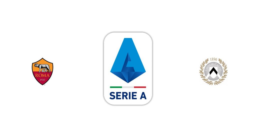 Roma vs Udinese Previa, Predicciones y Pronóstico