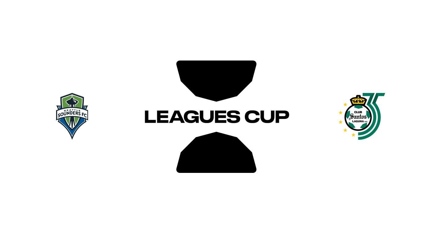 Seattle Sounders vs Santos Laguna