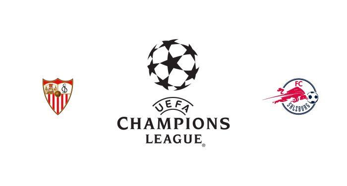 Sevilla vs RB Salzburgo Previa, Predicciones y Pronóstico