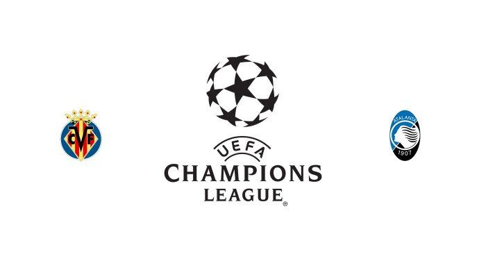 Villarreal vs Atalanta Previa, Predicciones y Pronóstico