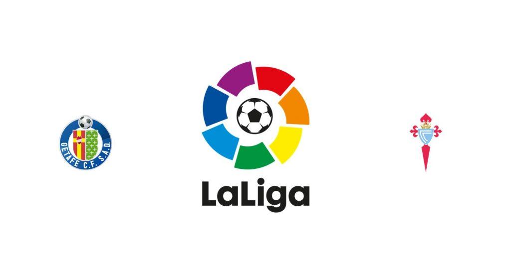 Getafe vs Celta Vigo Previa, Predicciones y Pronóstico