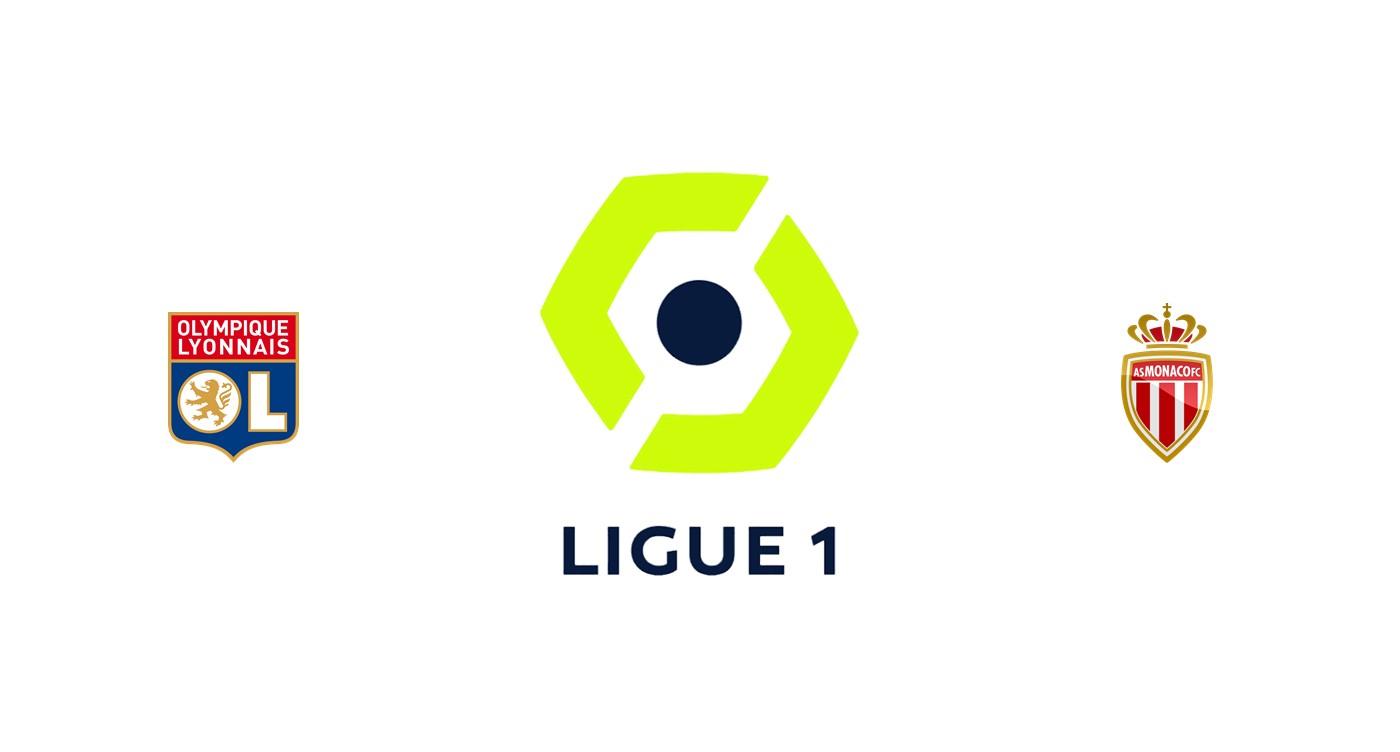 Olympique Lyon vs Mónaco