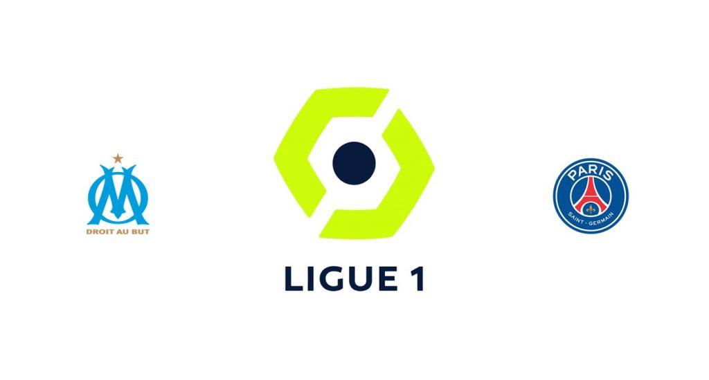 Olympique Marsella vs PSG Previa, Predicciones y Pronóstico