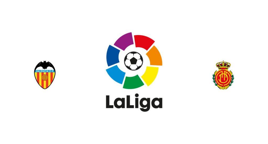 Valencia vs Mallorca Previa, Predicciones y Pronóstico